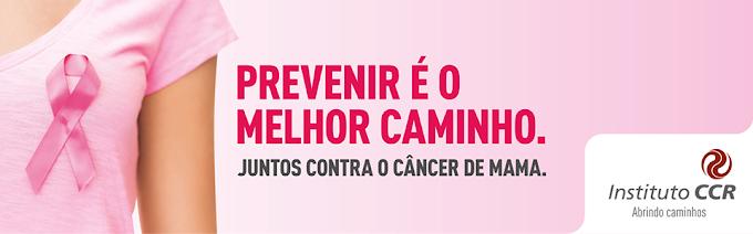 Inscrições abertas para palestra sobre prevenção do câncer de mama