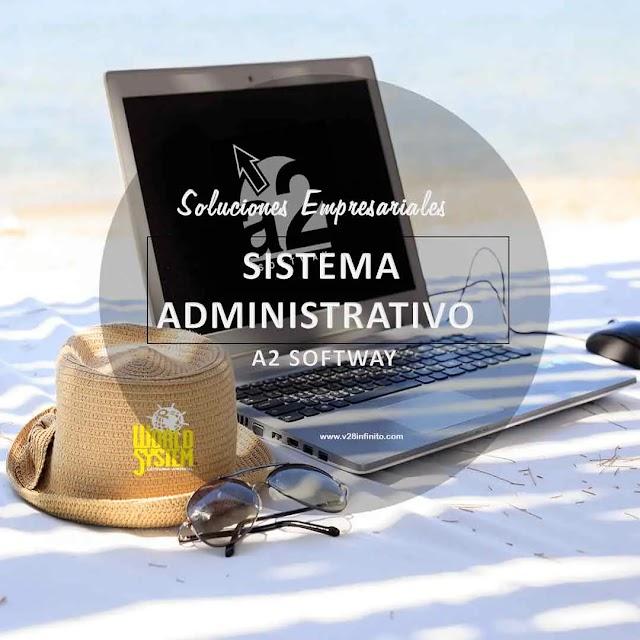 Sistema Administrativo  a2 softway