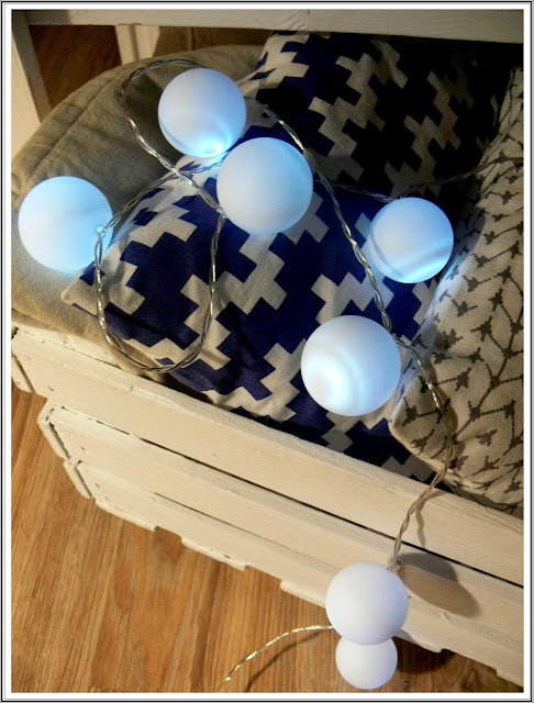 Ping Pong Ball Lights ...
