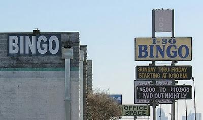 Ley de bingos en Internet