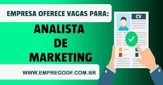 Analista de Marketing Junior