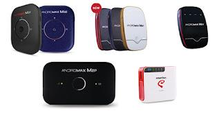 MIFI Andromax 4G/LTE M3Y/M3Z/M2S/M2Y/M2P/Connex M1