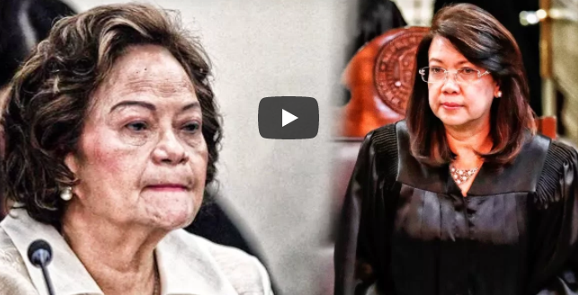 Sekretong Baho Ni Chief Justice Sereno Ibinulgar Ni Justice De Castro Sa Impeachment Hearing