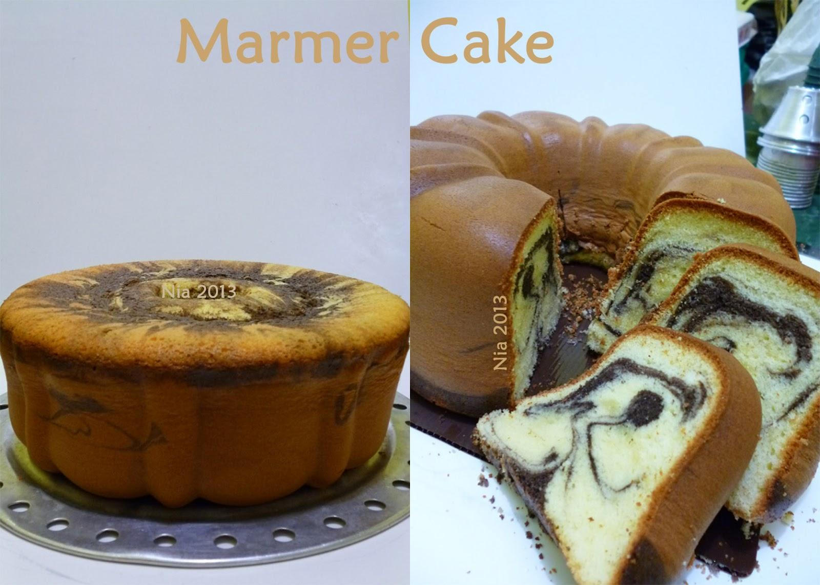 Resep Cake Tape Jadul: Rumah Kue Namira: Bolu Marmer Jadul