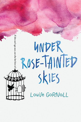 Under the rose-tainted skies