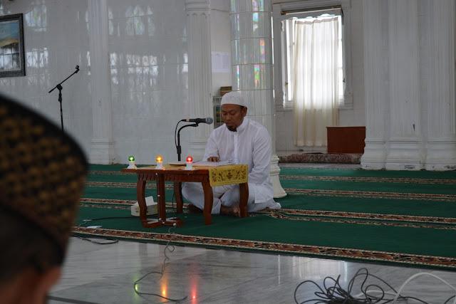 Satu Bakal Calon Bupati Abdya Tidak Hadir Uji Baca Al-Qur'an