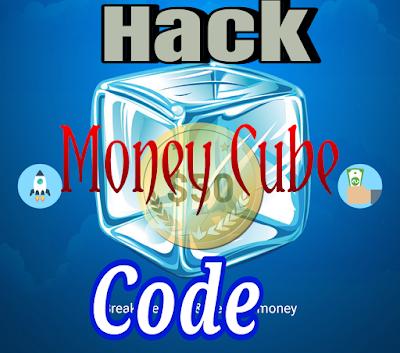 Cara Hack Aplikasi Money Cube Mod Saldo  Penghasil