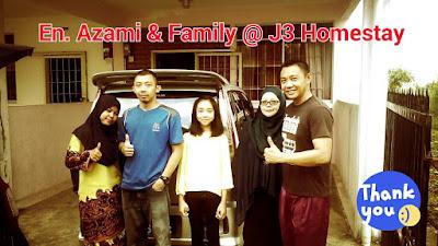 Customer J3 Homestay Tawau