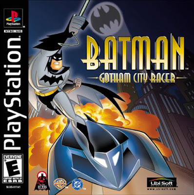 descargar batman gotham city racer psx mega
