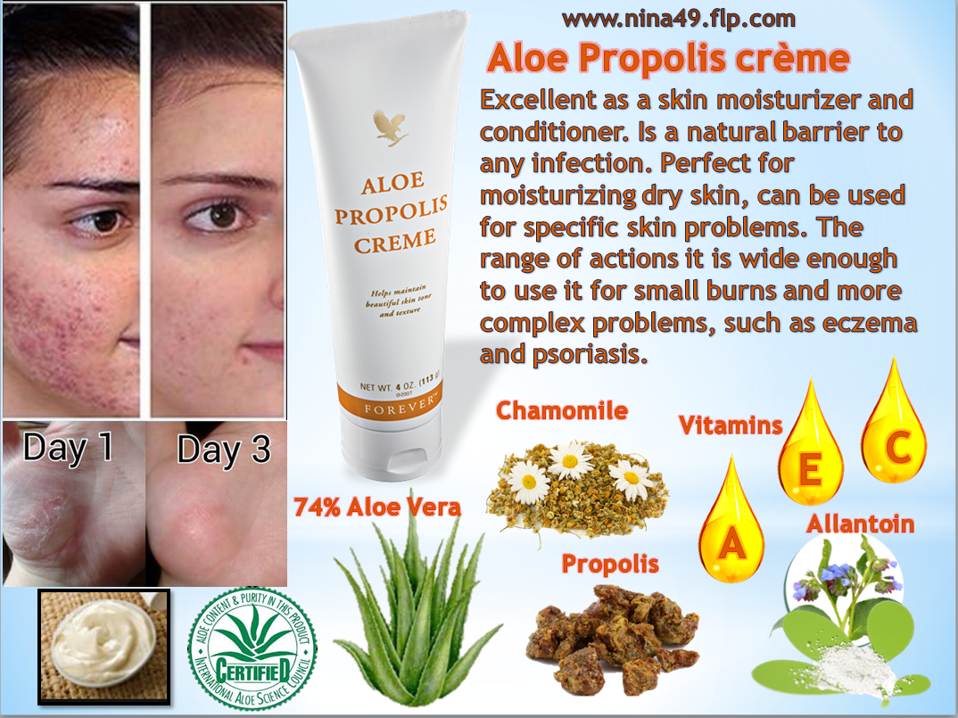 Forever Living Products For Food Poisoning