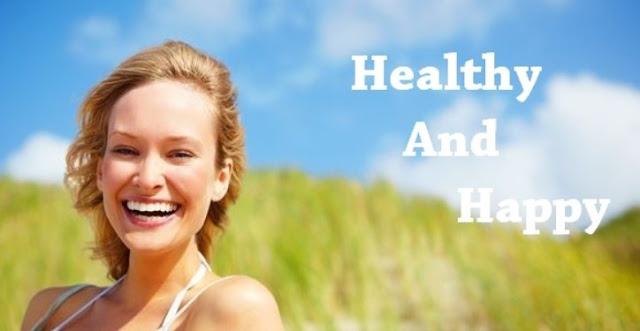 Hidup sehat dan bahagia