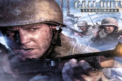 How to Download Game Call of Duty Finest Hour for Computer PC or Laptop