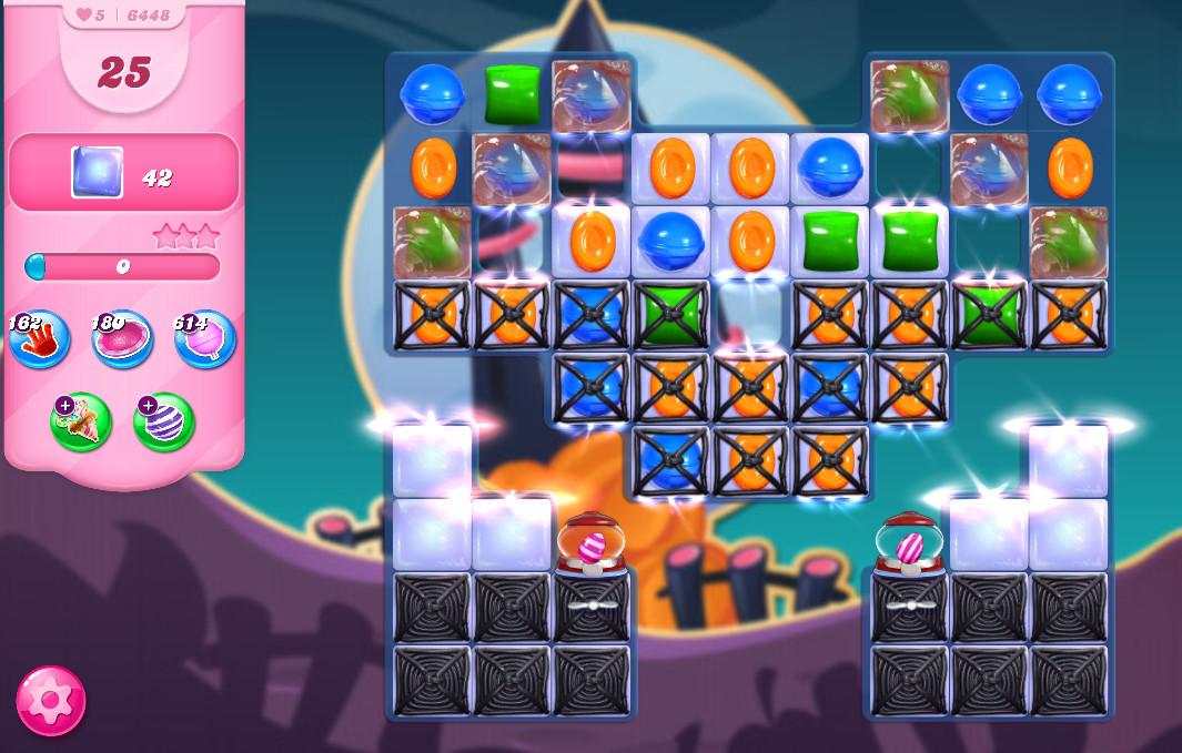 Candy Crush Saga level 6448