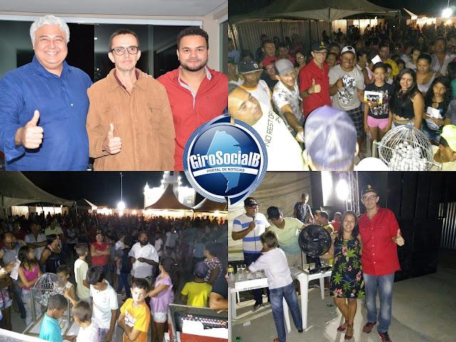 Ibimirim: Ganhando cada vez mais espaço,  Charles do Paulistão  faz a festa no dia dos pais na Boa Vista.