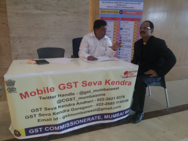GST MADE EASY BY MUMBAI WEST COMMISSIONERATE