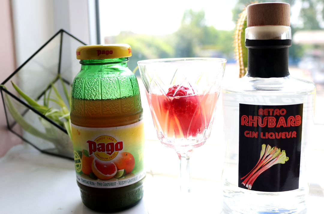 Fruity Summer Cocktails with Pago Drinks