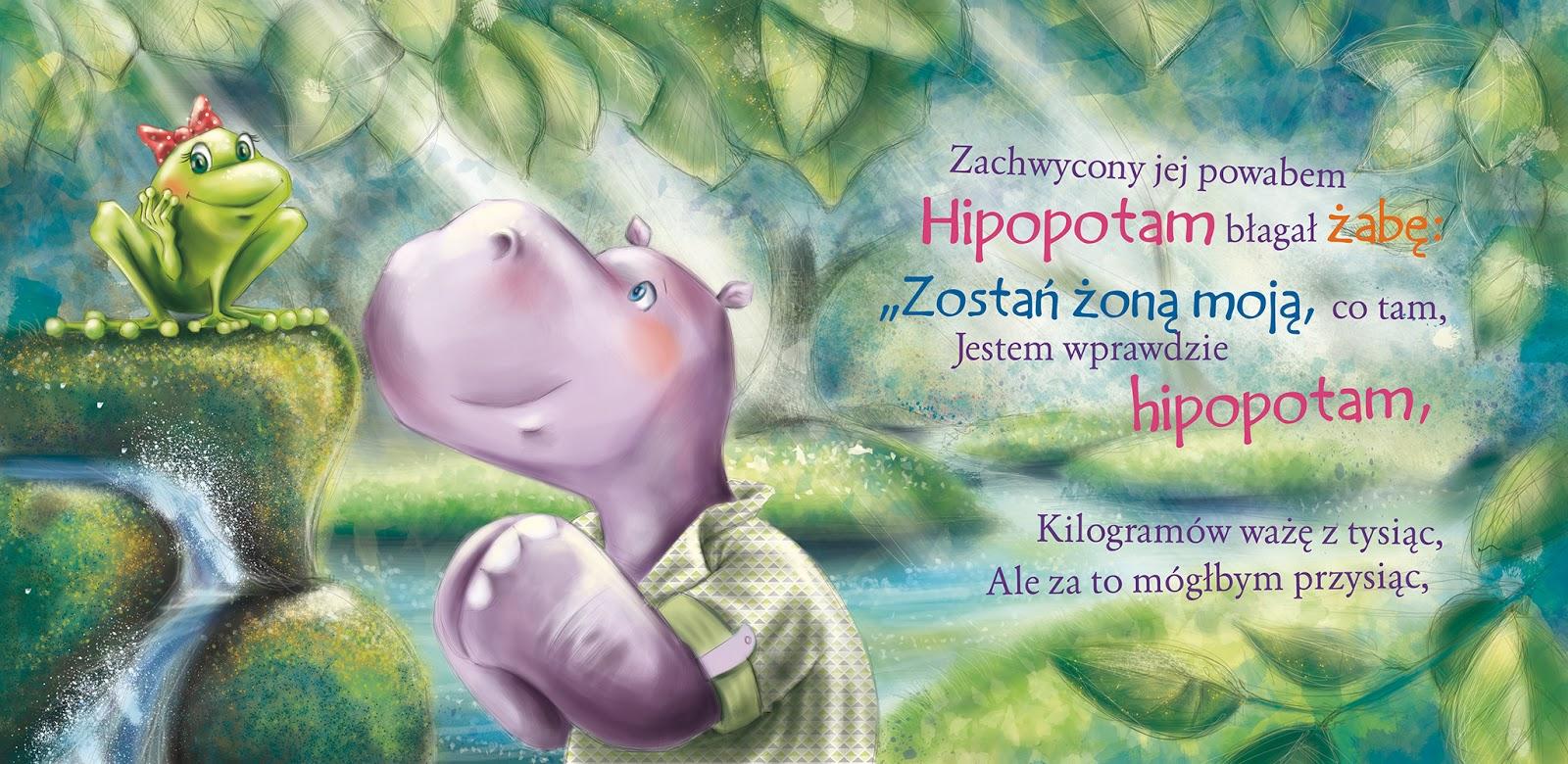 Opowiadania Bajarza Hipopotam