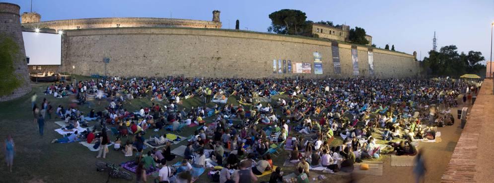 Dactyliotheca cine de verano iii for Cinema fresca montjuic