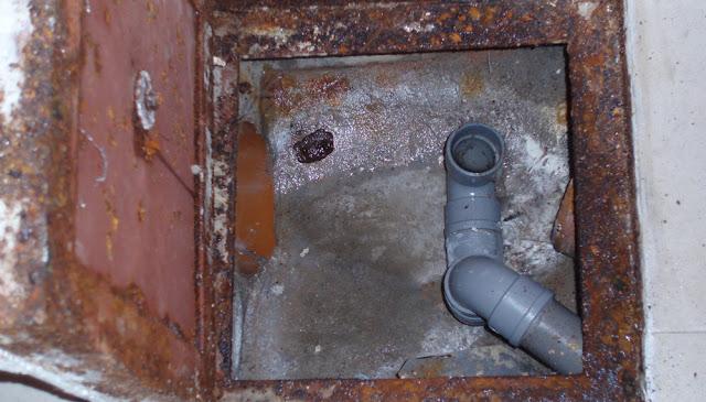 limpieza arquetas sifónicas red saneamiento madrid