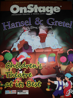 Kids Acts Philippines: Hansel And Gretel The Children's Musical