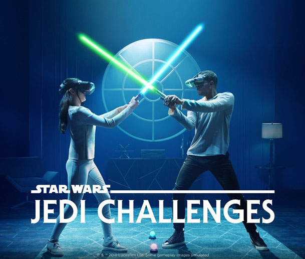 New Multiplayer Mode to Star Wars™: Jedi Challenges Augmented Reality Experience