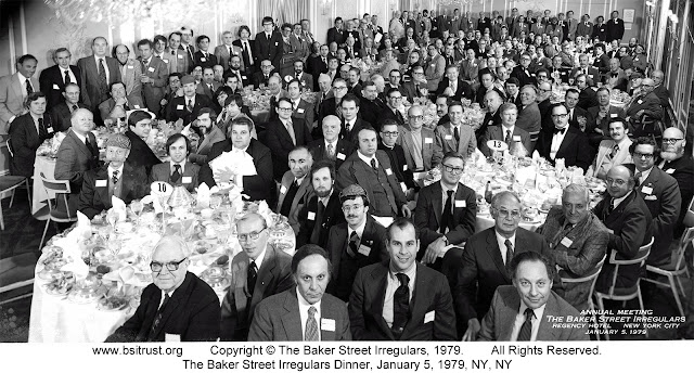 The 1979 BSI Dinner group photo