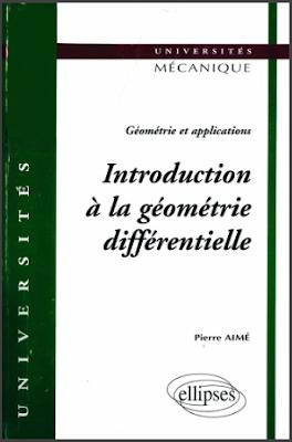 Télécharger Livre Gratuit Introduction à la géométrie différentielle - Géométrie et applications pdf