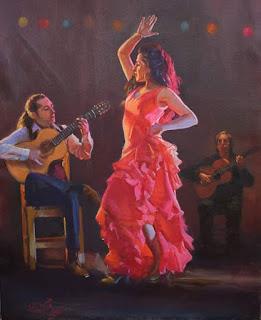 Foto flamenco