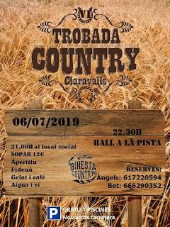 Ginesta country