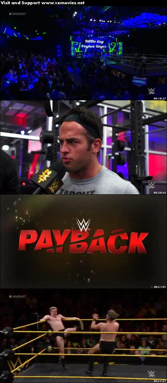 WWE NXT 15 Feb 2017 WEBRip 480p