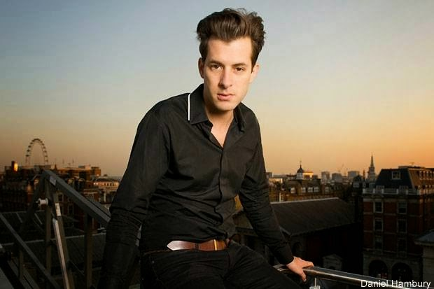 mark ronson, uptowm funk, uptown special, music