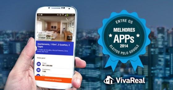 o melhor aplicativo de imóveis do Brasil