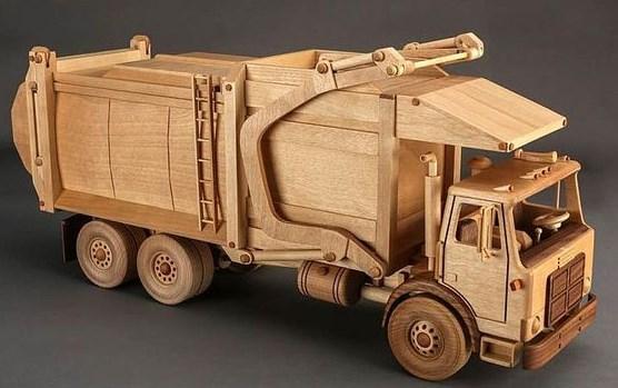 miniatur truk terbaru dan termahal