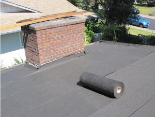 The Builder's Building Guide To Roofing : Lowes Rolled Roofing