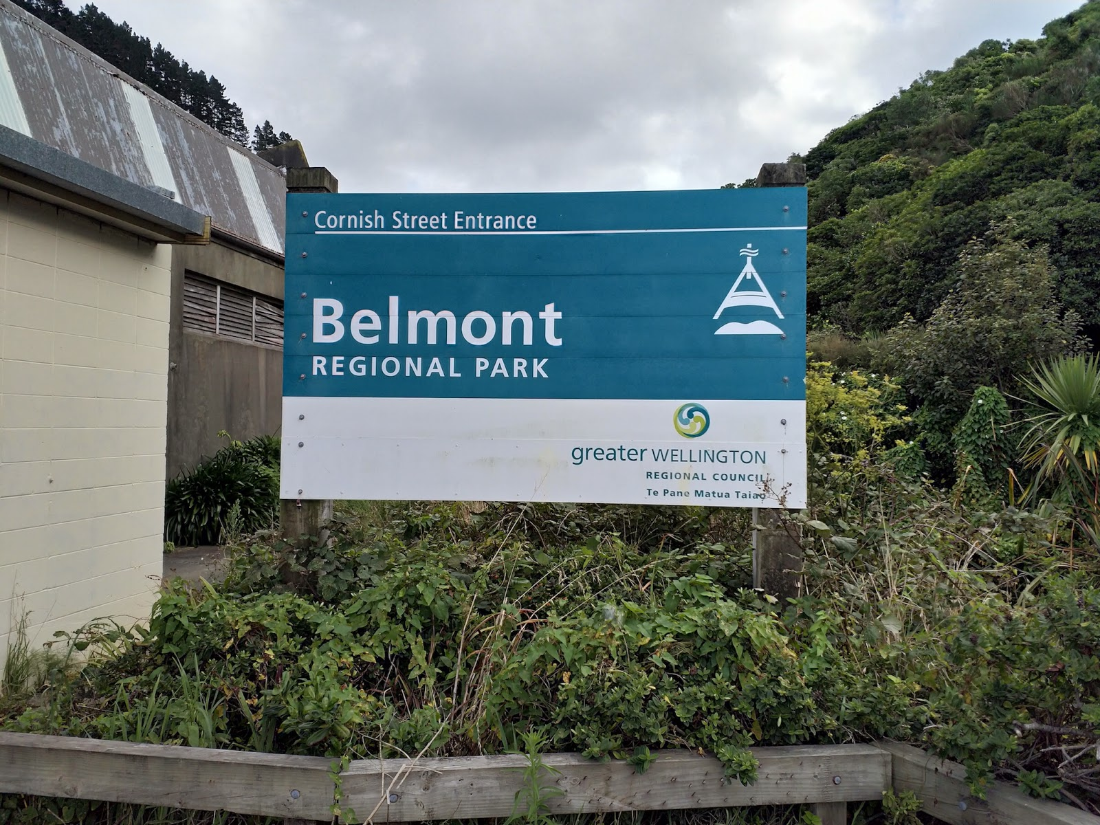 Tramping The Hut In Belmont Regional Park