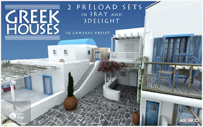 Greek Houses