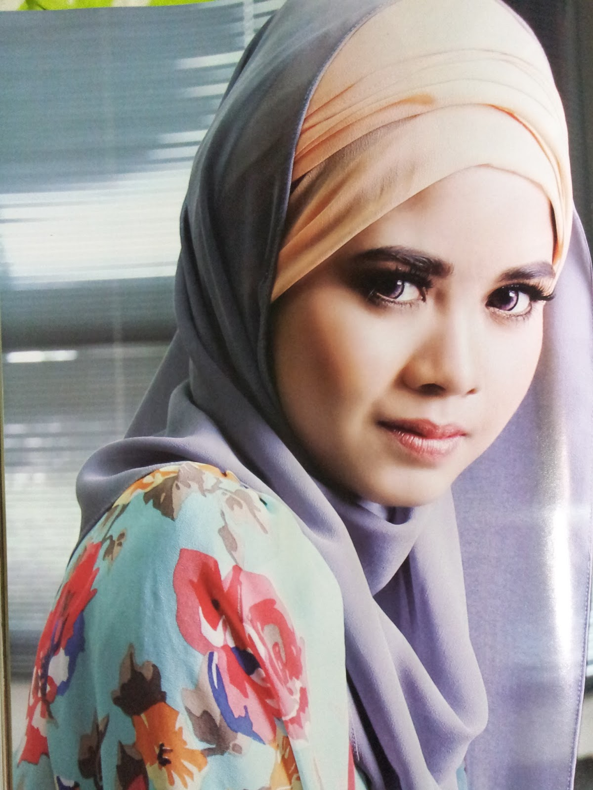 Dyana Fakhru Hijab Tutorial Majalah Wanita