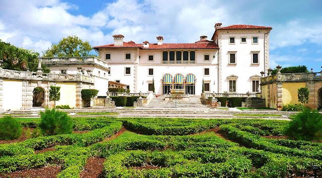 Villa Vizcaya Museum and Gardens