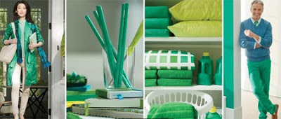 Moda y decoración 2013 con Pantone Verde Emerald