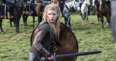 TV version of viking women