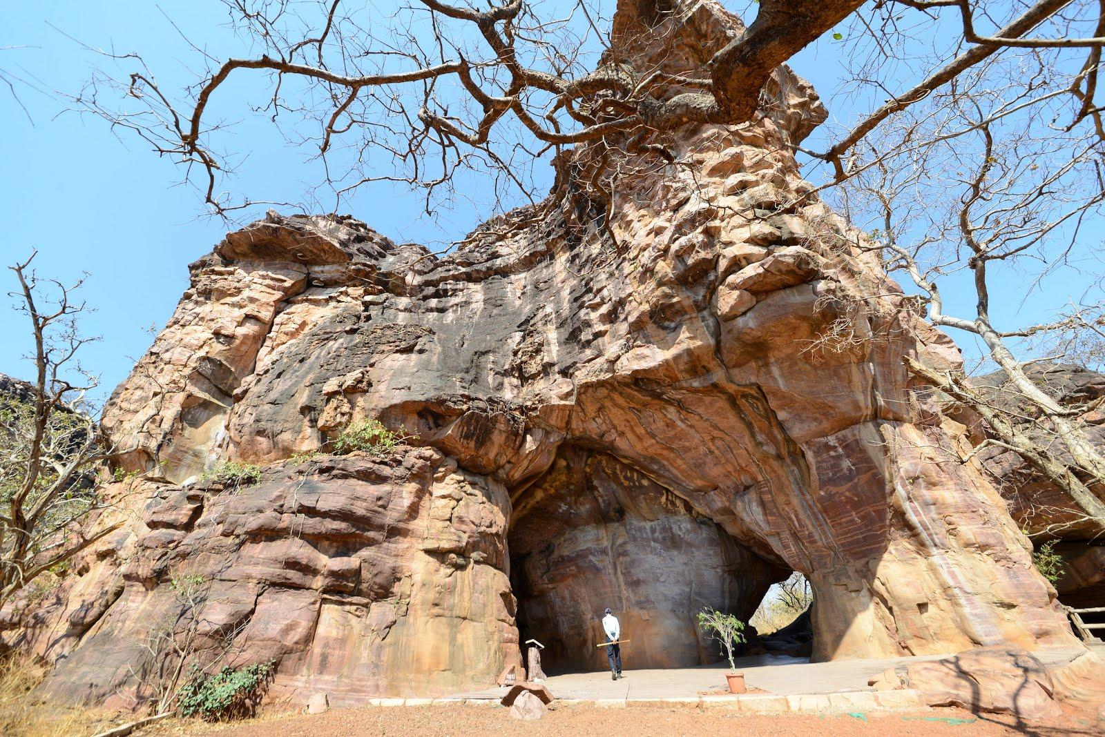 Bhimbetka Caves, Madhya Pradesh