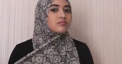Tutorial Hijab Wanita Elegant With Natasha Farani Part 1