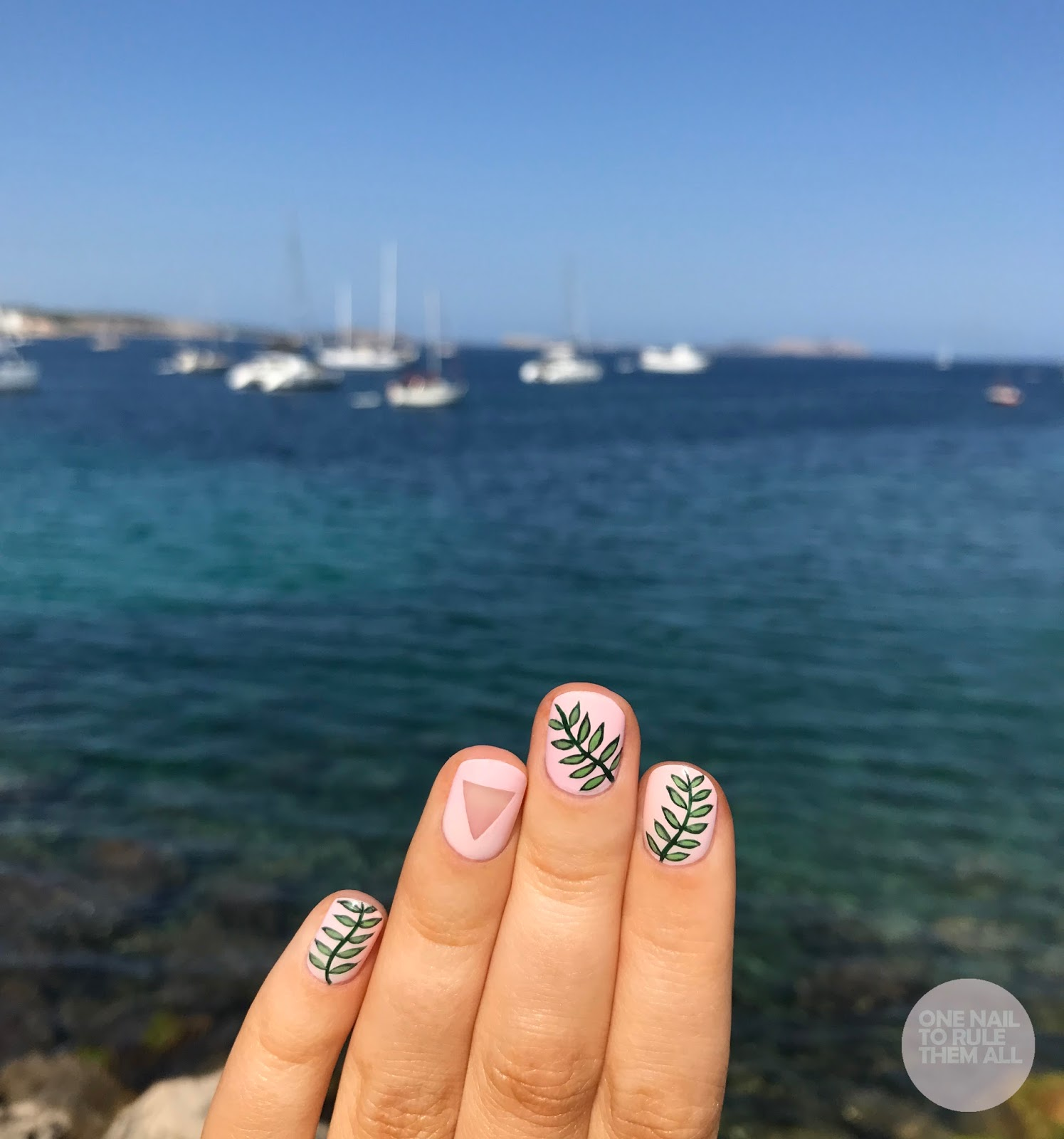 Nails on Tour: Ibiza Long Weekend | One Nail To Rule Them All ...