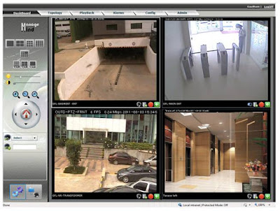 Sistema de videovigilancia :: Viedeovigilancia Cano