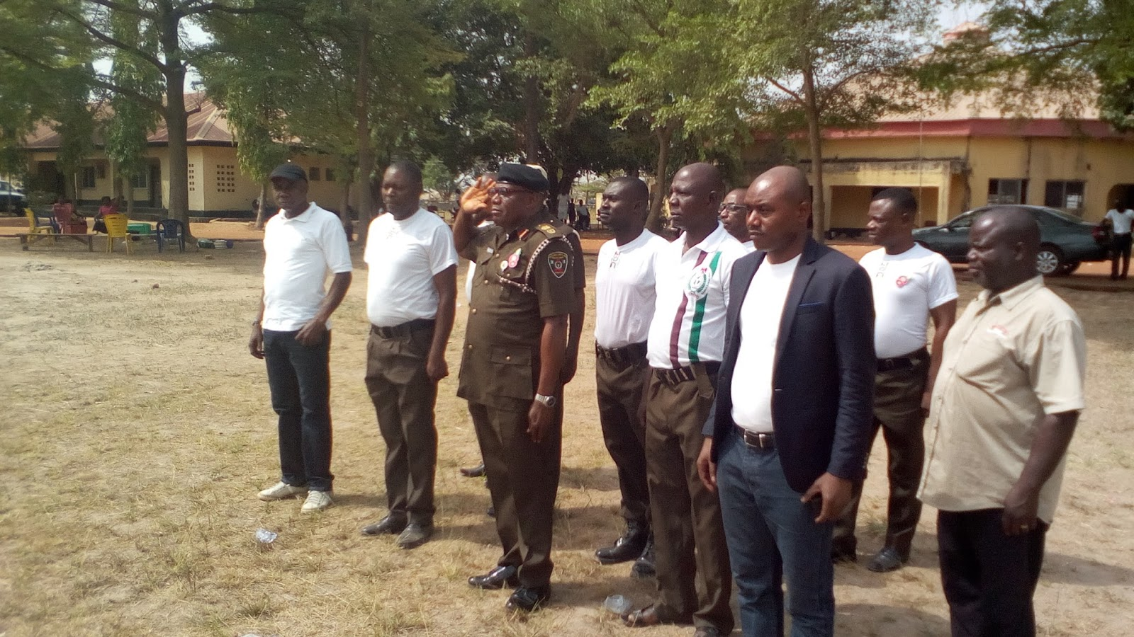 Nostra Pagina – Top Five Nigeria Peace Corps Benue Command