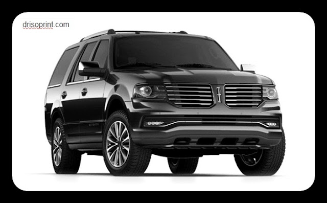 2016 Lincoln Aviator design