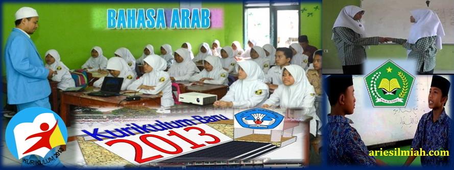 Perangkat Pembelajaran Bahasa Arab Mts Kurikulum 2013 Download File Pendidikan