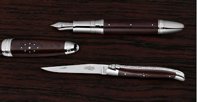 Montblanc Meisterstück L'Aubrac Limited Edition 50, Just for 50 People