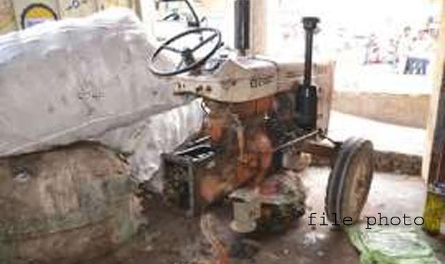 श्रीराम फाइनेंस से कर्ज लेकर खरीदा ट्रेक्टर कबाड़ी को बेचकर किया खुर्द बुर्द, धोखाधडी का मामला दर्ज | SHIVPURI NEWS
