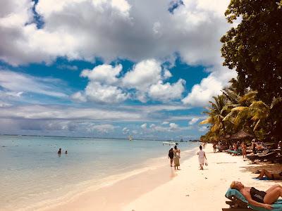 Trou aux biche Strand Mauritius - webook.ch